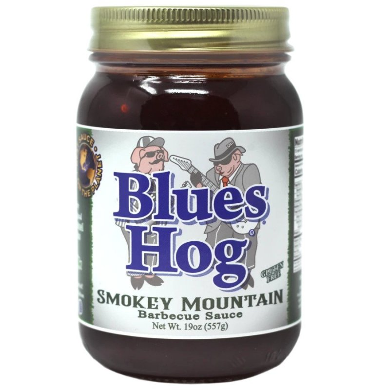 Blues Hog Smokey Mountain Sauce 557 g
