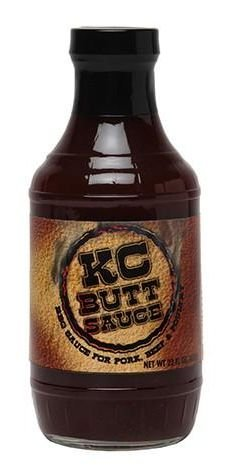 KC Butt Sauce, 595g