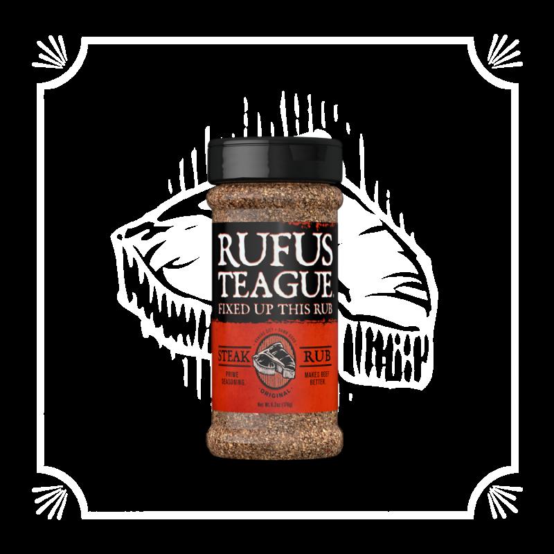 Rufus Teague Steak Rub 175 g