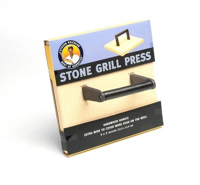 Steven Raichlen Best of Barbecue Keramická grilovací žehlička 23*23cm
