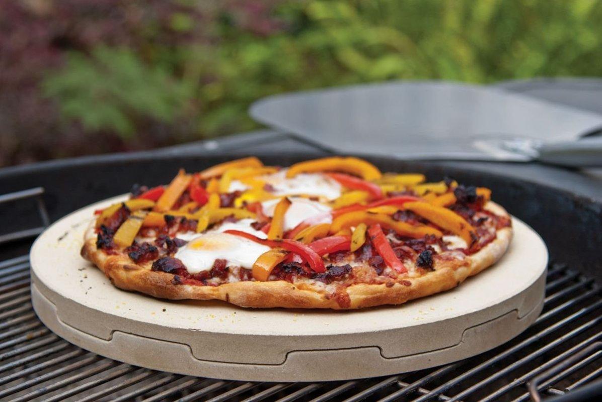 Pizza Craft Dvojitý pizza kámen 36 cm