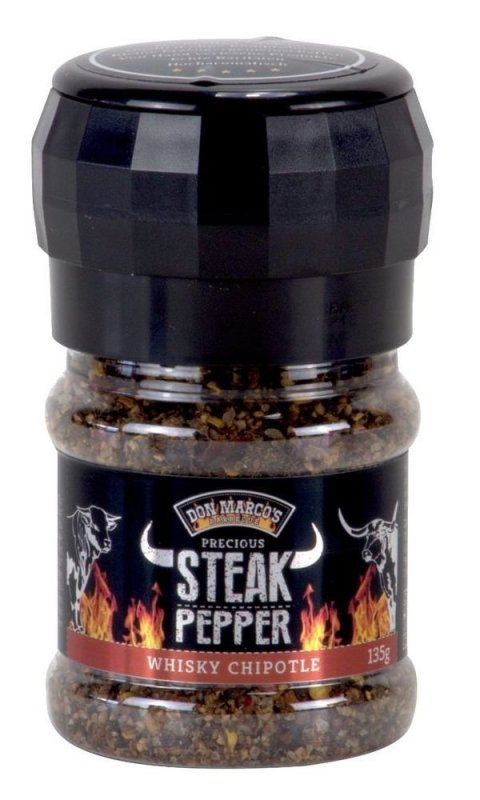 Don Marco's Precious Steak Pepper Whiskey Chipotle 135 g