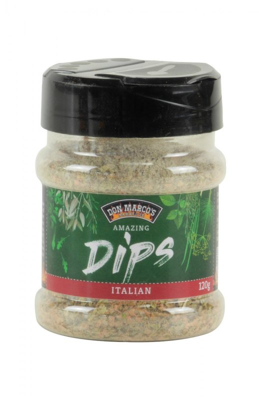 Don Marcos BBQ Směs na dip Don Marco´s Italian, 120 g