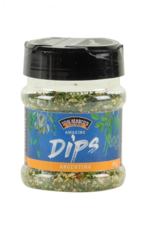 Směs na dip Don Marco´s Argentina, 80 g