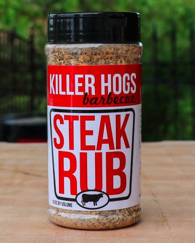 Killer Hogs Steak Rub 470 ml