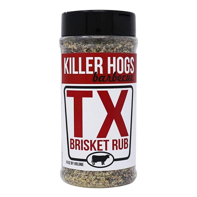 """Killer Hogs """"TX Brisket Rub"""", 470 ml"""
