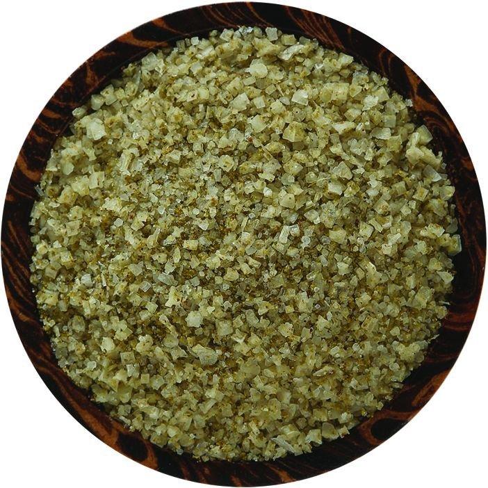 Mistr grilu ROZMARÝN - ochucená mořská sůl, 100 g