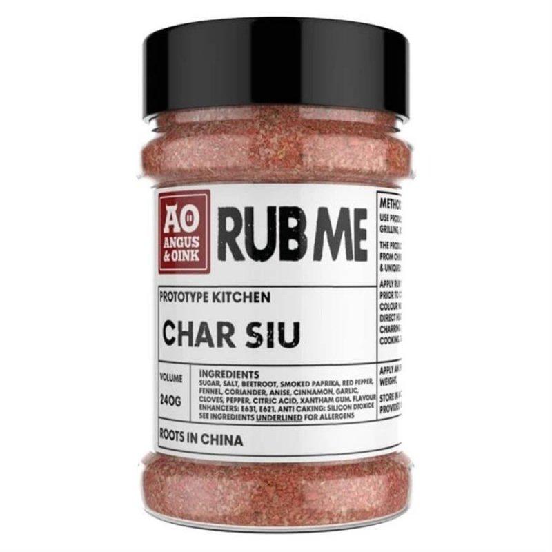 Kořenící směs Angus & Oink Char Siu, 240 g