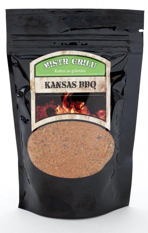 Mistr grilu Kansas BBQ 150 g