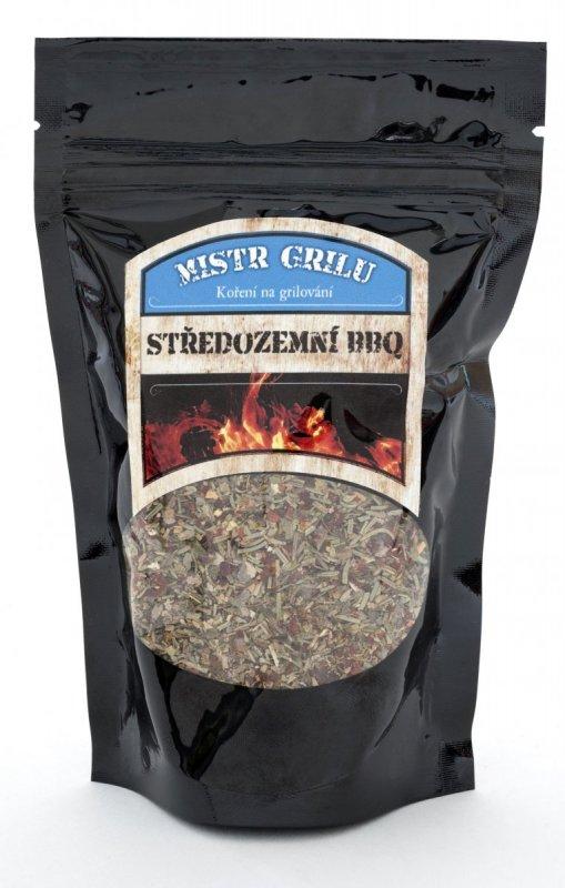 Mistr grilu Grilovací koření - Středozemní, 120g
