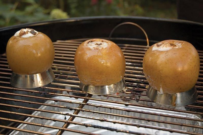 Steven Raichlen Best of Barbecue Nerezové grilovací kroužky