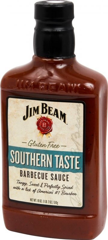 Jim Beam Southern Taste BBQ Sauce, 510g