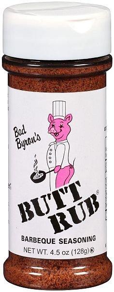 BBQ koření Bad Byron´s Butt Rub, 128 g