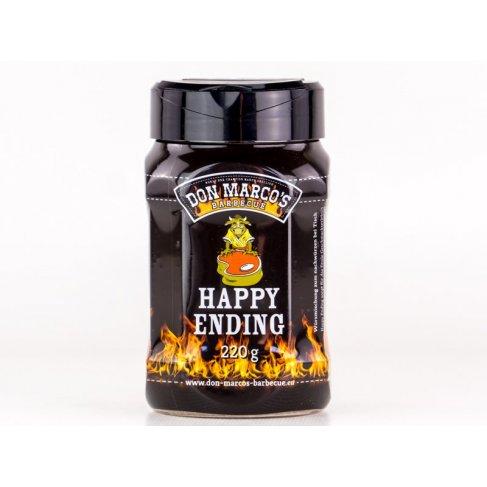 Don Marcos BBQ Grilovací koření Happy Ending, 220g