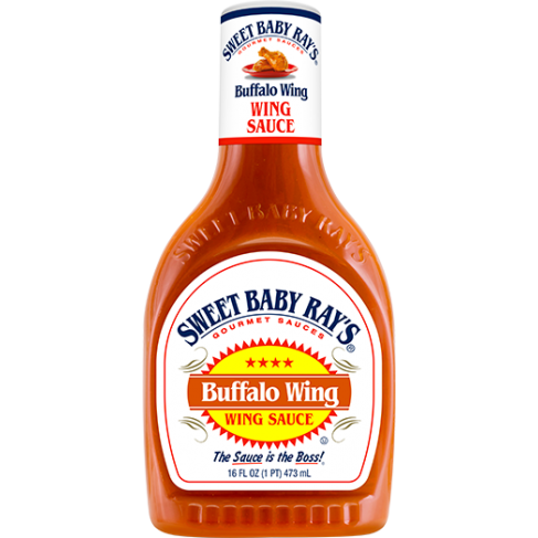Sweet Baby Ray´s Buffalo Wing Sauce 473 ml
