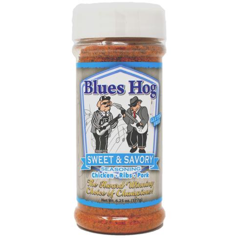 Blues Hog Sweet & Savory Seasoning, 177g