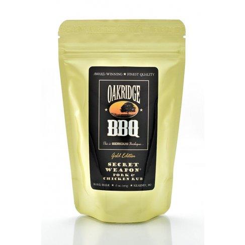 Oakridge BBQ Secret Weapon Pork & Chicken Rub 170 g