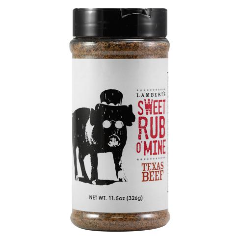 Sweet Rub O'Mine Texas Beef Rub 326 g