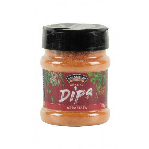 Don Marcos BBQ Směs na dip Don Marco´s Arrabiata, 130 g