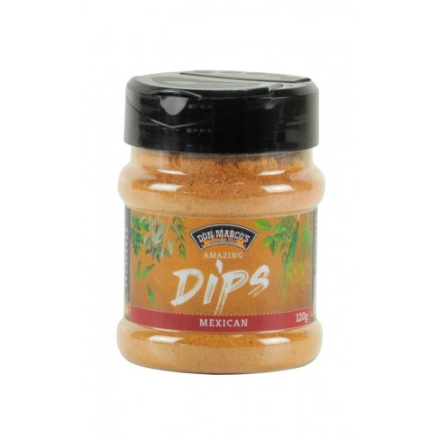 Don Marcos BBQ Směs na dip Don Marco´s Mexican, 120 g