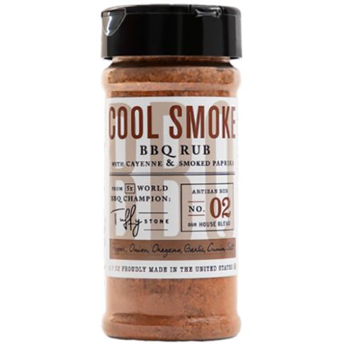 Tuffy Stone Cool Smoke BBQ Rub 176 g