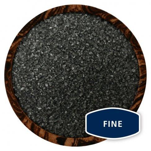 Mistr grilu Černá havajská mořská sůl - Fine, 100 g