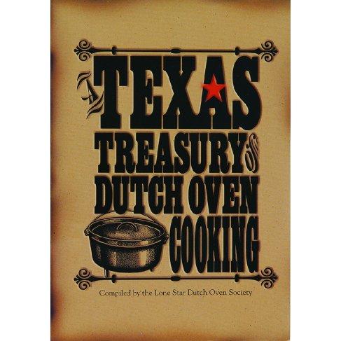 Lodge Kniha Texaské vaření v Camp Dutch Oven