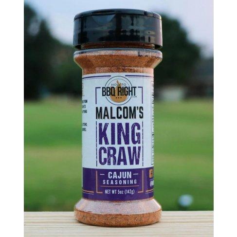 Killer Hogs Malcom´s King Craw Kajun Seasoning, 142 g