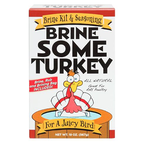 Rub Some Brine Some Turkey
