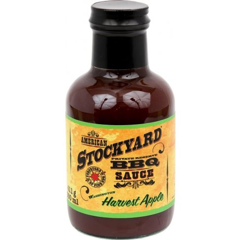 Stockyard Harvest Apple BBQ Sauce, 350ml