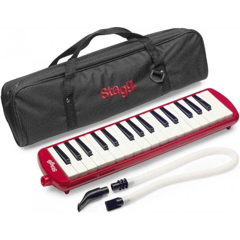 Stagg MELOSTA 32 RD klávesová harmonika