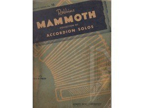 Frey Hugo : Robbins Mammoth Collection of Accordion Solos