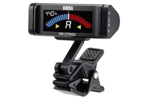 Korg AW-LT100G klipová ladička