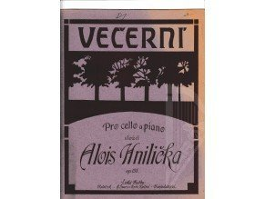 Hnilička Alois: Večerní - op.135