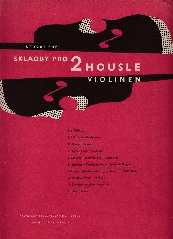 Skladby pro dvoje housle III
