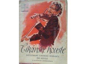 Cikánské housle