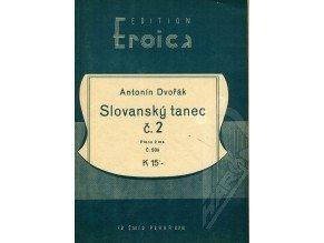 Dvořák Ant.: Slovanský tanec č. 2