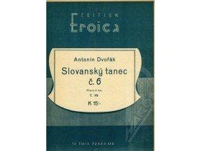 Dvořák Ant.: Slovanský tanec č. 6