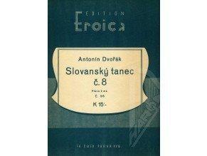 Dvořák Ant.: Slovanský tanec č.8 (1)
