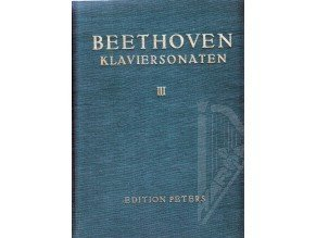 Beethoven Ludwig van: Klaviersonaten - Band III
