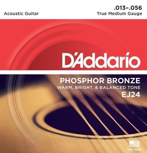 D'Addario EJ 24 struny