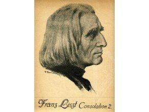 Liszt Franz : Consolation 2