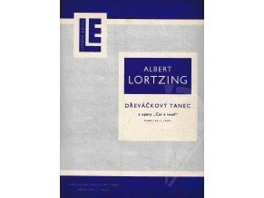 Lortzing Albert: Dřeváčkový tanec