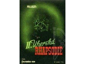 Liszt Fr.: II.Uherská RHAPSODIE
