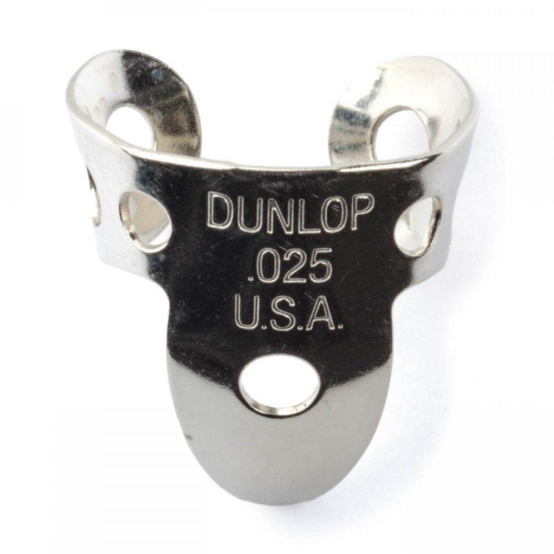 Dunlop niklový stříbrný prsten prst 025mm