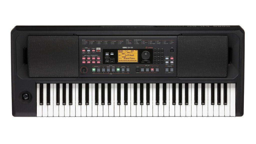 Korg EK-50 L keyboard
