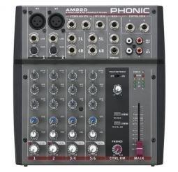Phonic AM 220 mixážní pult