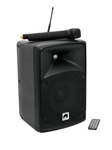 Omnitronic WAMS-08BT bezdrátový PA systém