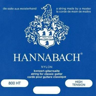 Hannabach 800 hard struny nylon