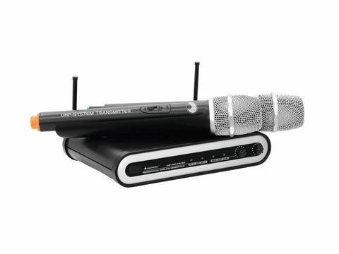 Omnitronic UHF-202